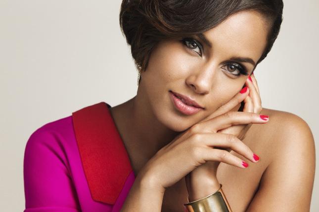 Alicia Keys : アリシア・キーズ